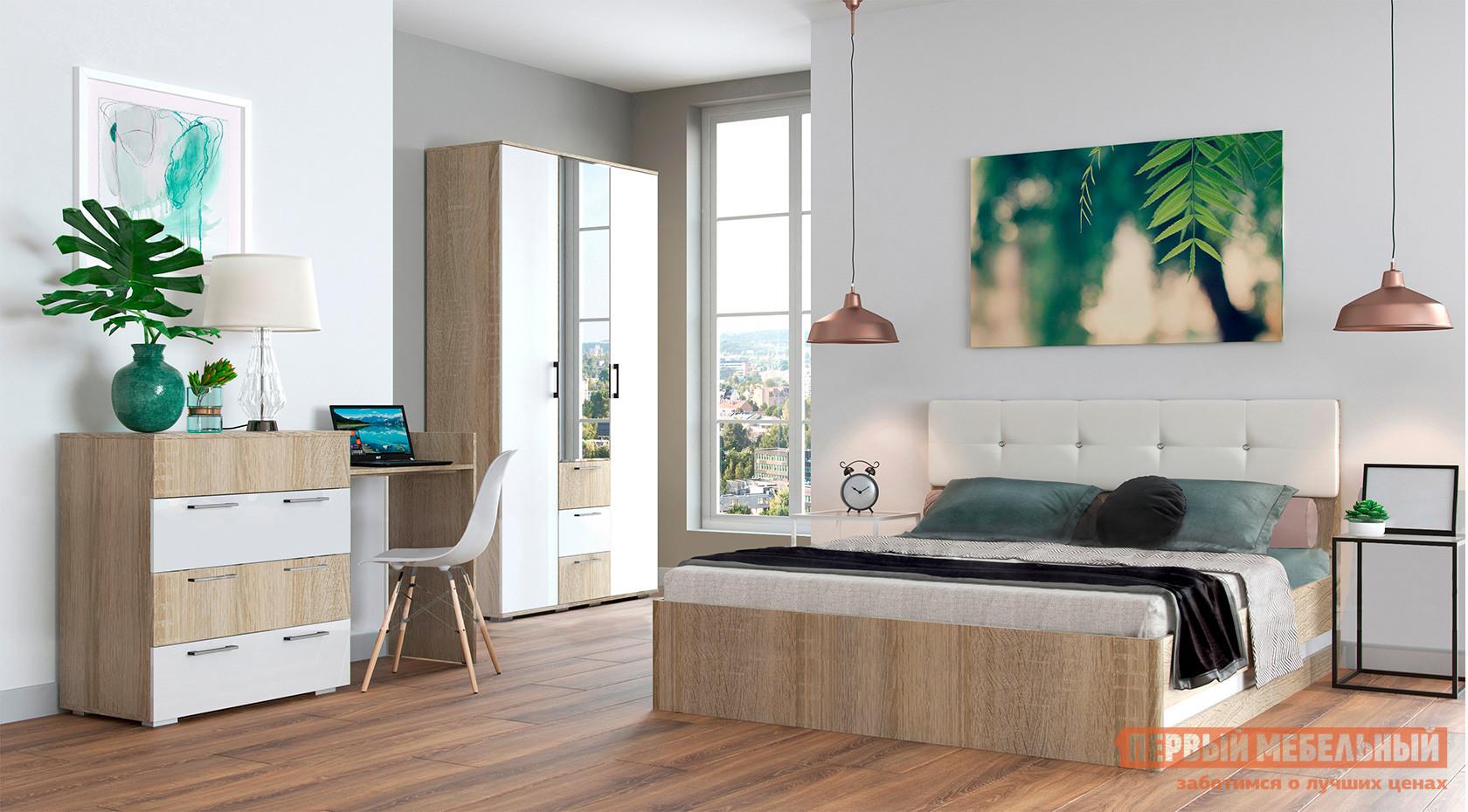 Спальный гарнитур Первый Мебельный Спальня Белладжио