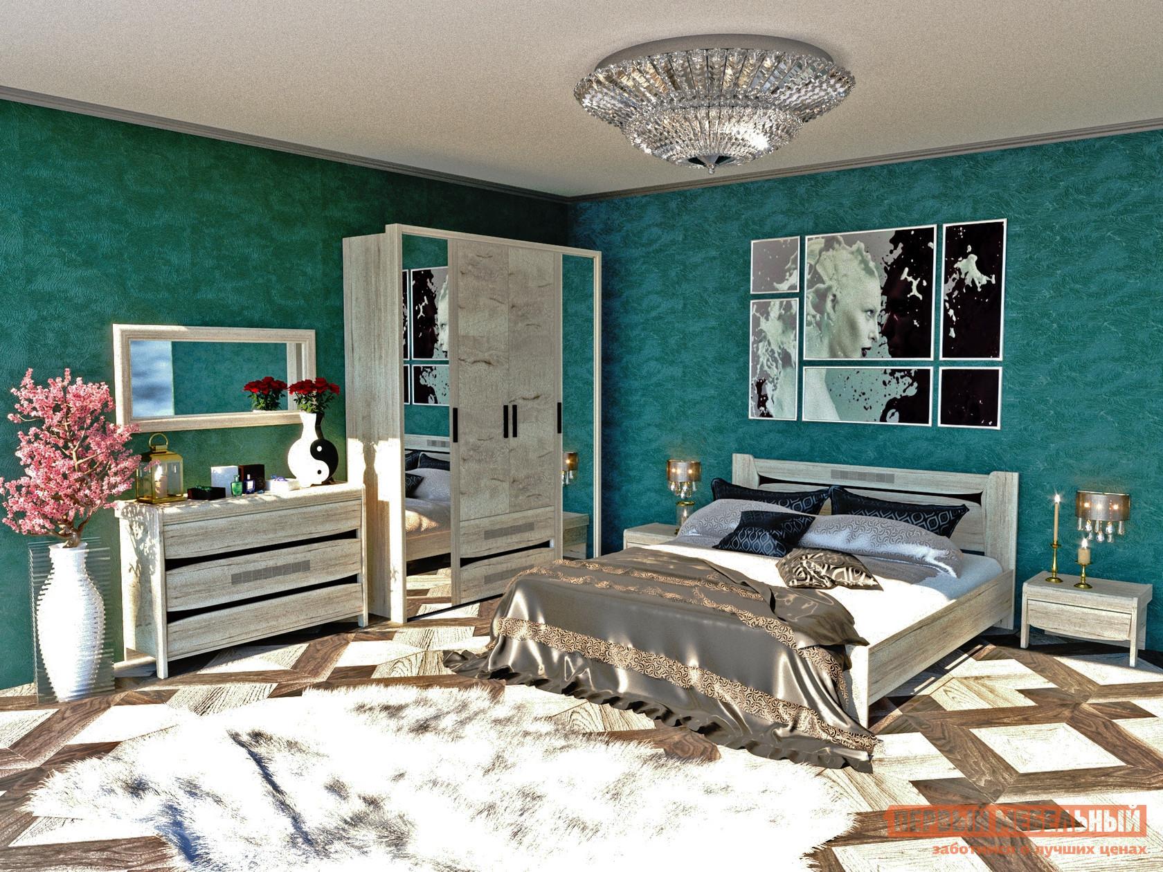 Спальный гарнитур Первый Мебельный Спальня Мале набор