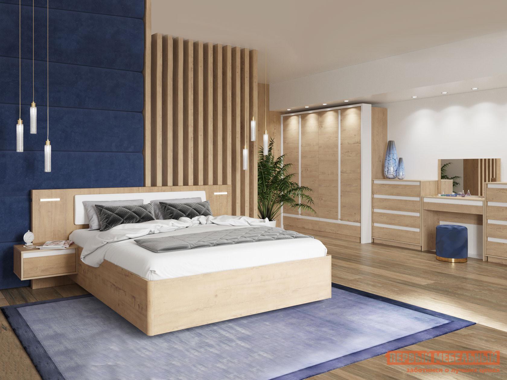 Спальный гарнитур Первый Мебельный Спальня VIRGINIA комплектация 2