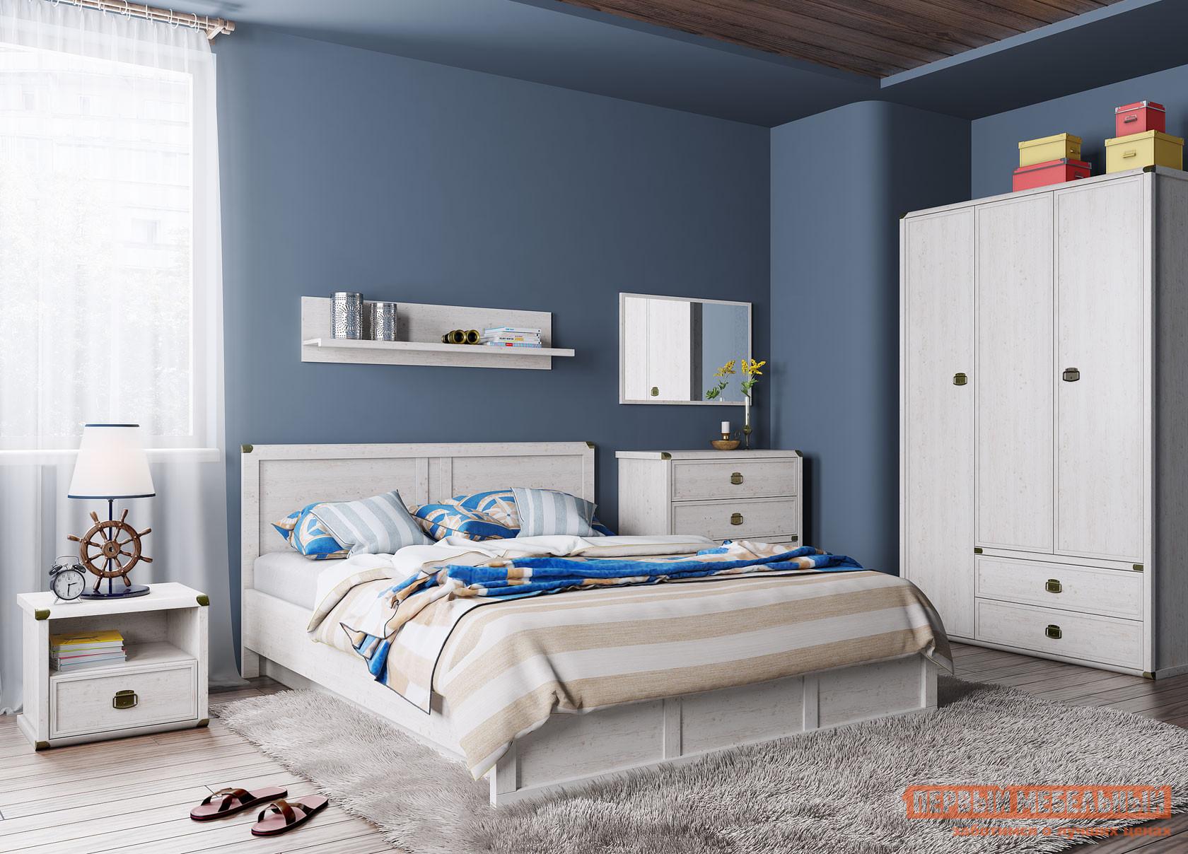 Спальный гарнитур Первый Мебельный Магеллан СК