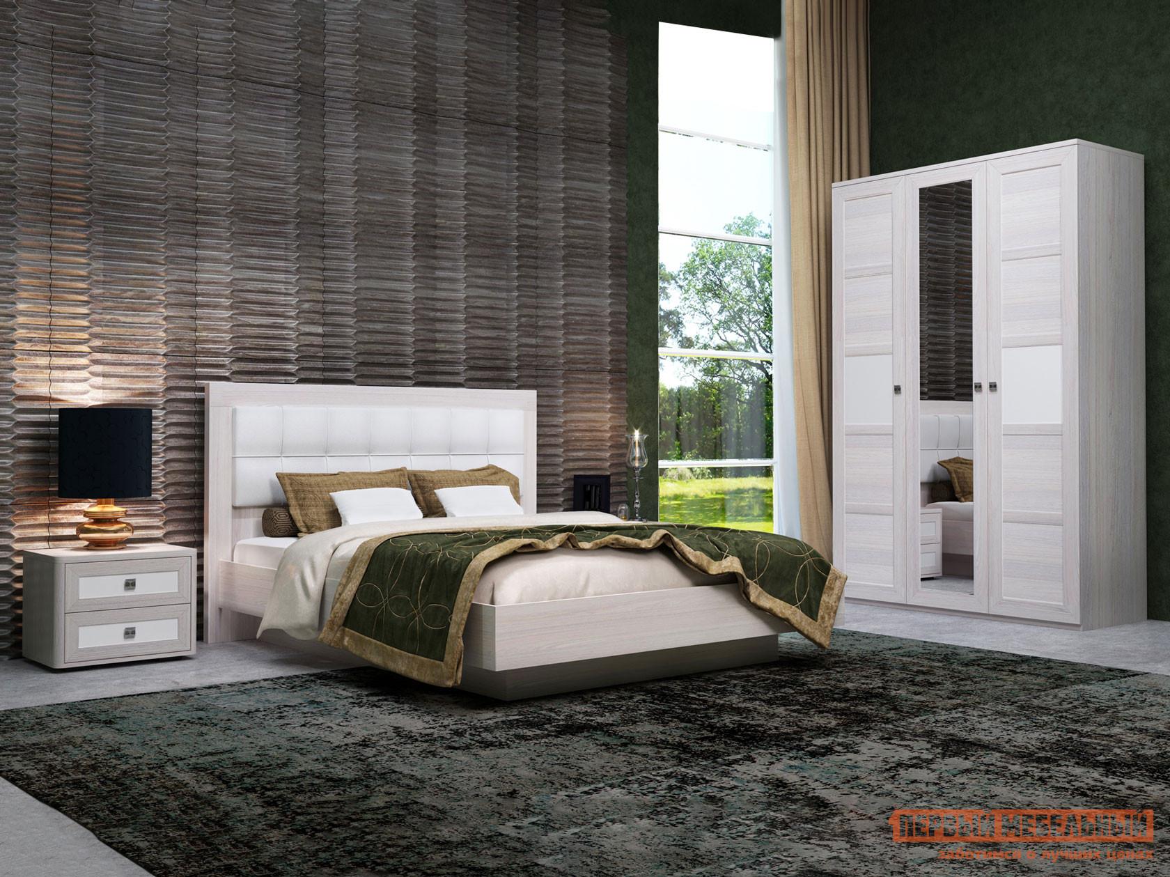 Спальный гарнитур Первый Мебельный Парма Нео К3