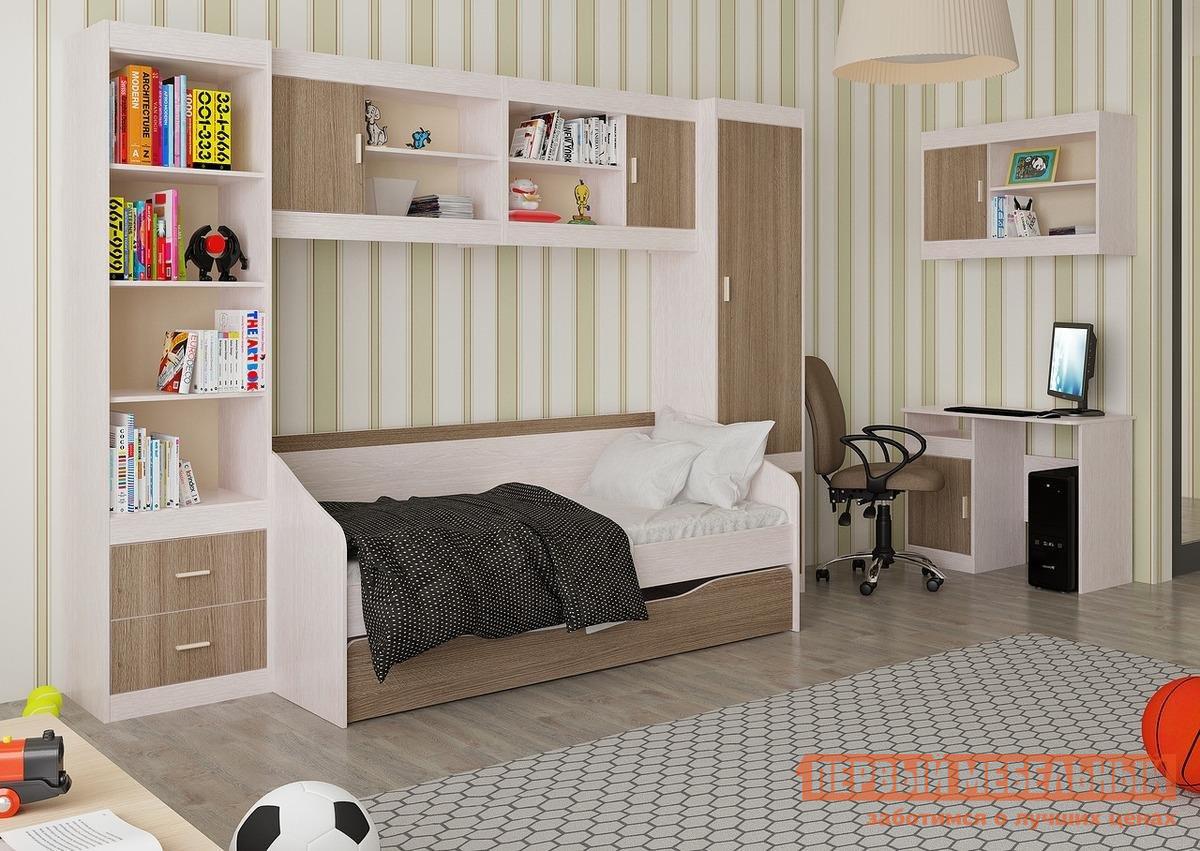 цена Комплект детской мебели Первый Мебельный Паскаль К4