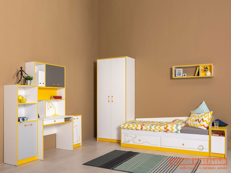 комплект детской мебели первый мебельный жили были k1 Комплект детской мебели Первый Мебельный Комплект детской мебели Альфа К4