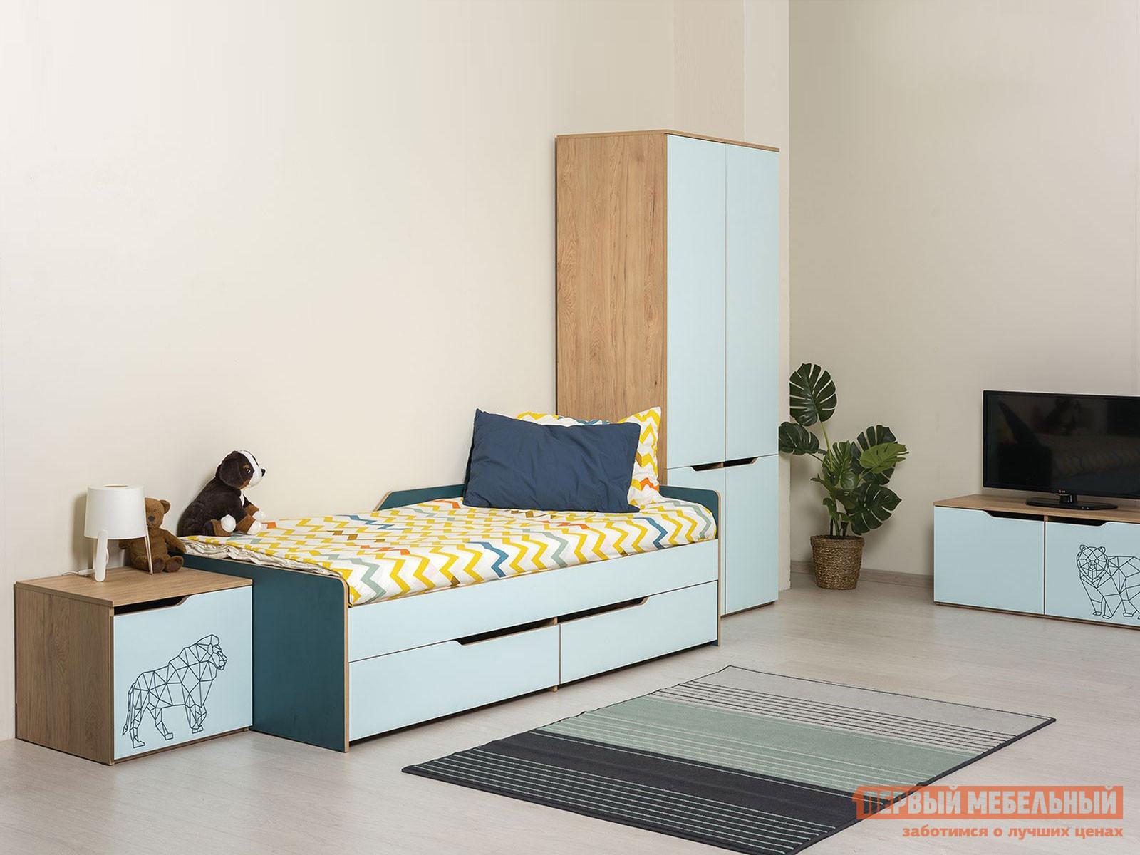 комплект детской мебели первый мебельный жили были k1 Комплект детской мебели Первый Мебельный Комплект детской мебели Гудвин К5