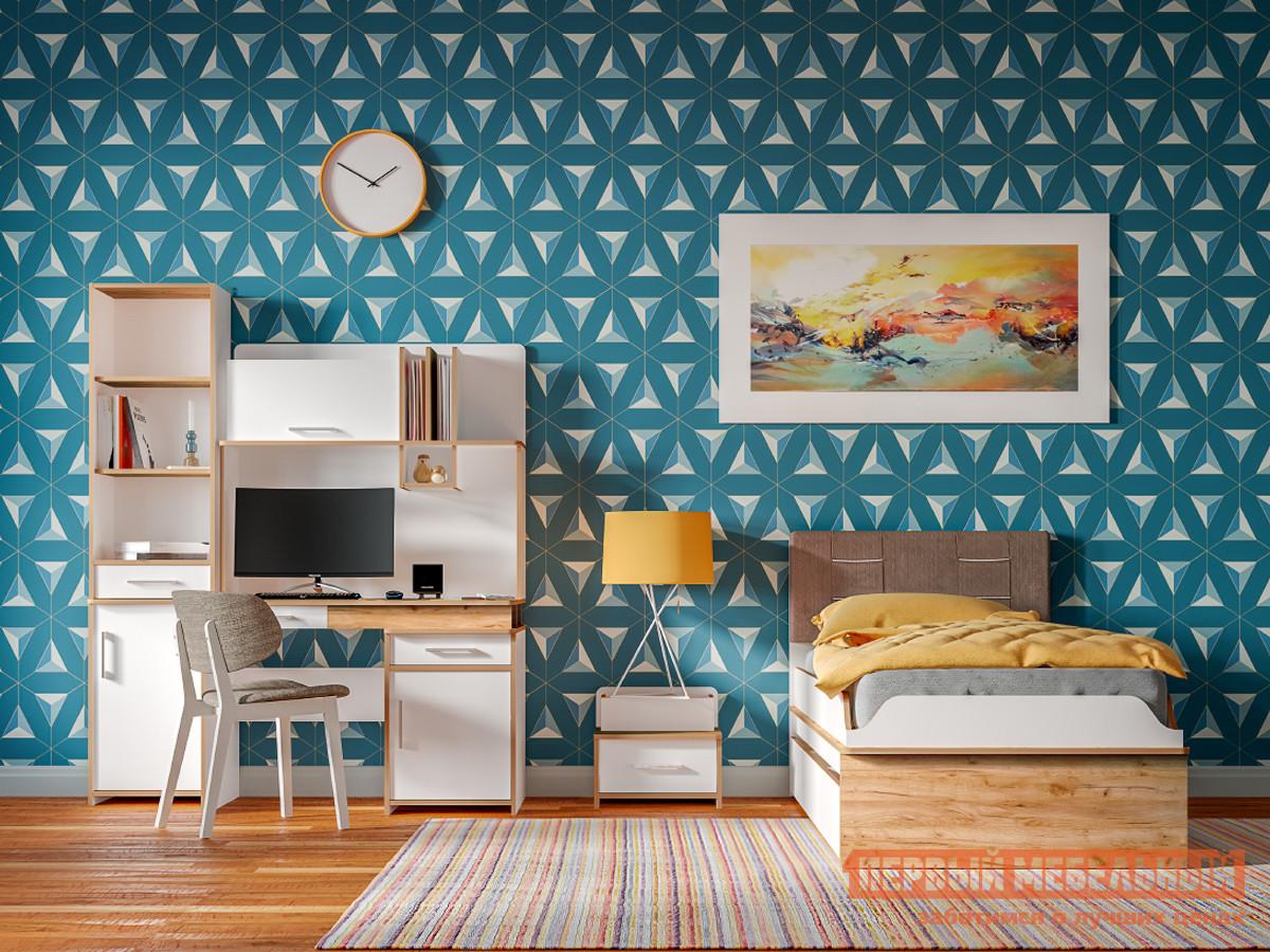 Комплект детской мебели Первый Мебельный Комплект детской мебели Вуди К2
