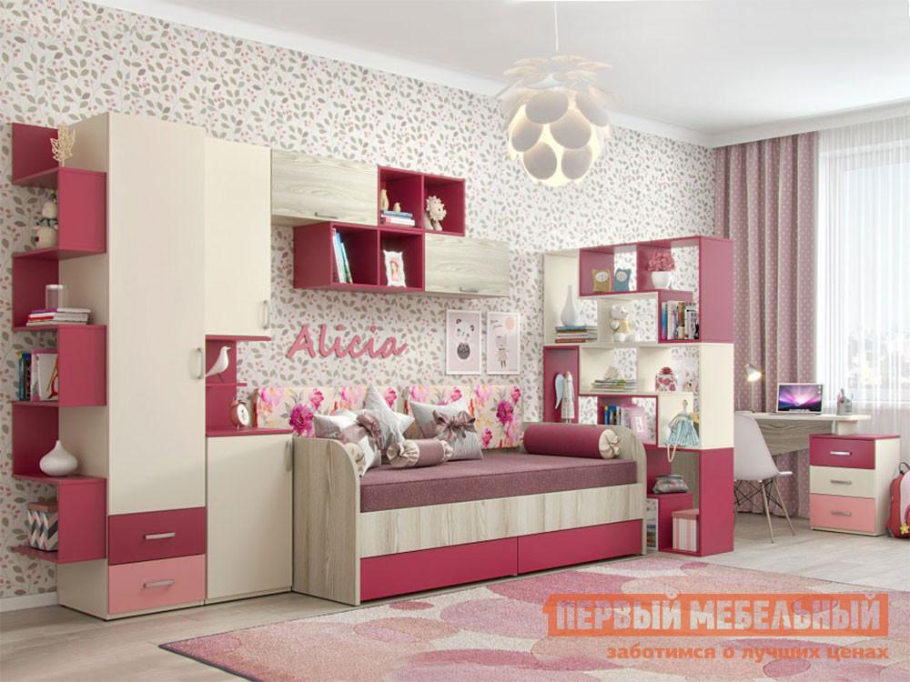 Комплект детской мебели Первый Мебельный Дарина К4