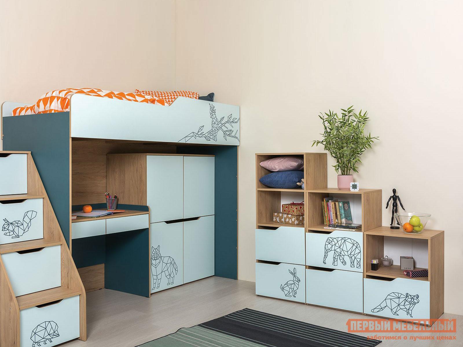 комплект детской мебели первый мебельный жили были k1 Комплект детской мебели Первый Мебельный Комплект детской мебели Гудвин К3