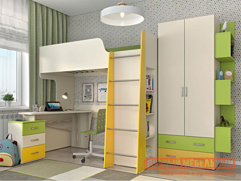 Комплект детской мебели Первый Мебельный Дарина К7