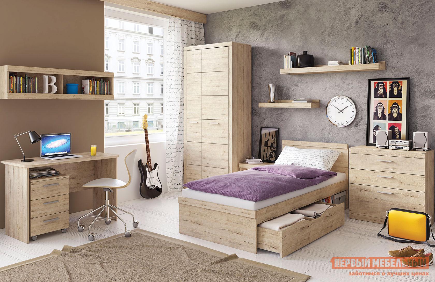 Комплект детской мебели Первый Мебельный Оскар Д1