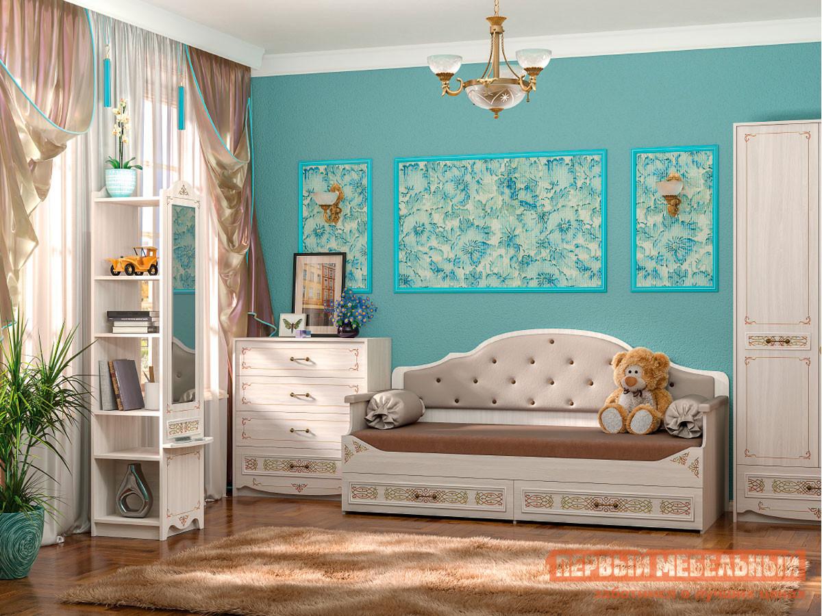 Комплект детской мебели Первый Мебельный Комплект мебели Флоренция К1