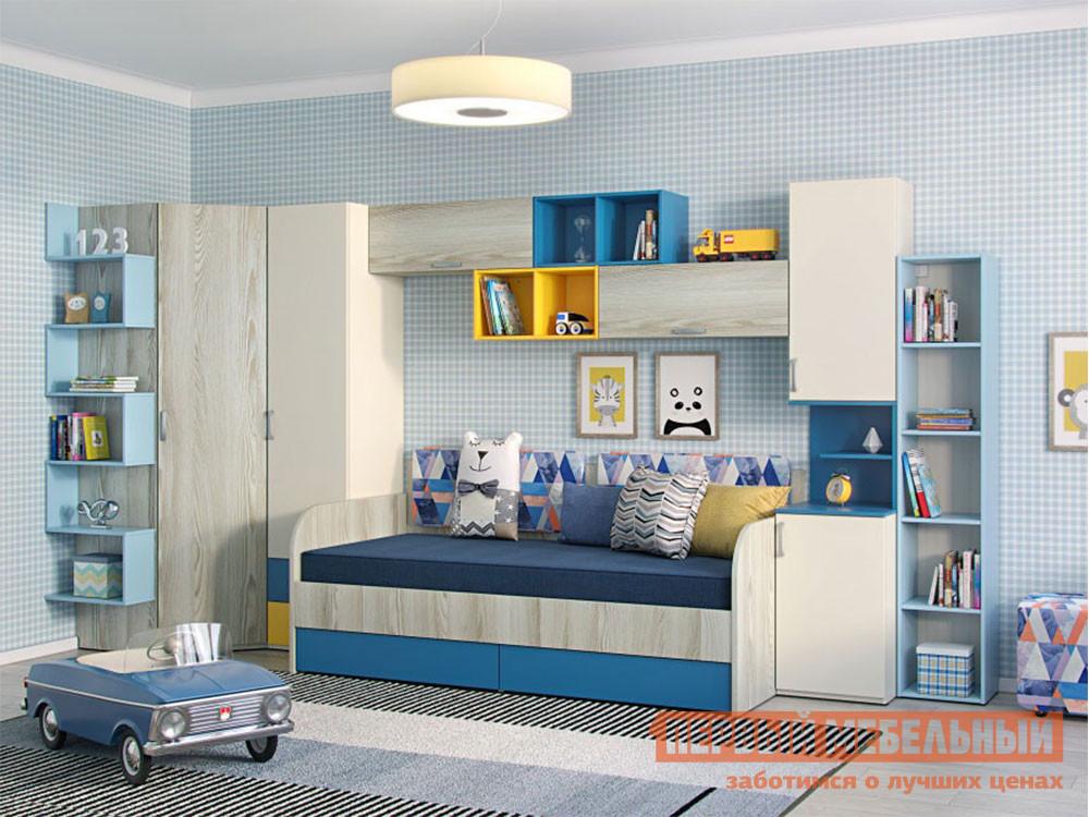 Комплект детской мебели Первый Мебельный Дарина К8