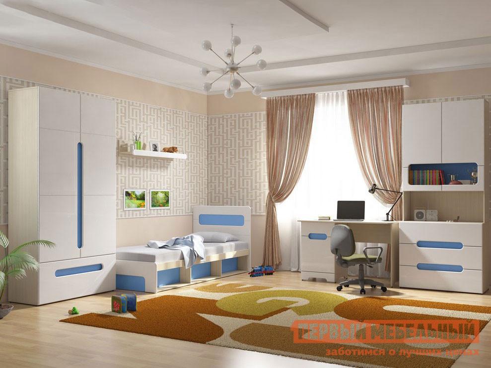 Комплект детской мебели Первый Мебельный Комплект детской мебели Палермо Юниор К2