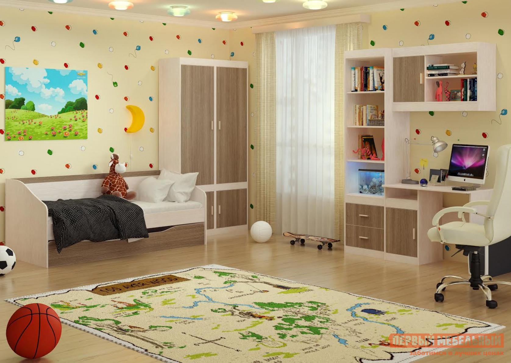Комплект детской мебели Первый Мебельный Паскаль К1 комплект детской мебели трия киви к1