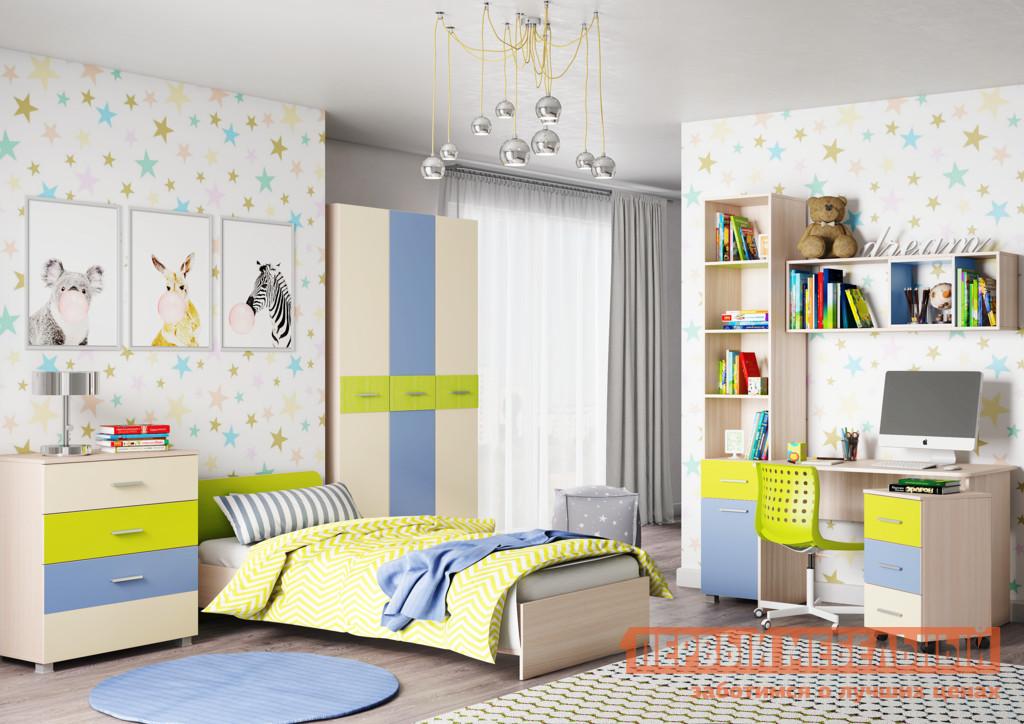 Комплект детской мебели Первый Мебельный Лайк К1