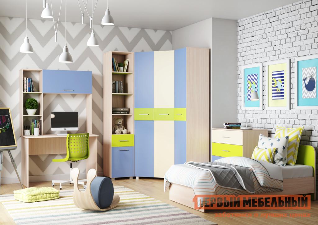 цена Комплект детской мебели Первый Мебельный Лайк К3 в интернет-магазинах