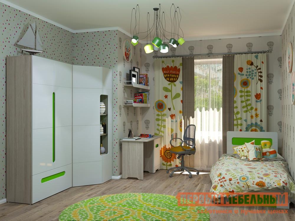 Комплект детской мебели Первый Мебельный Комплект детской мебели Палермо Юниор К4