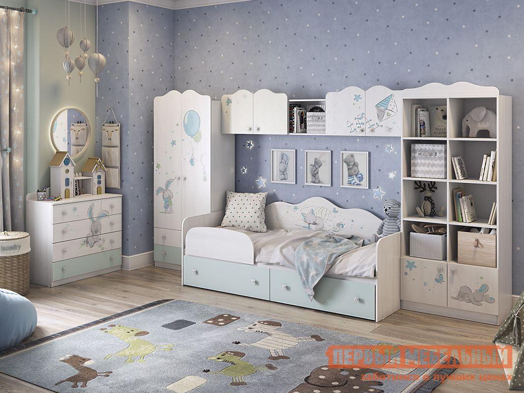 комплект детской мебели первый мебельный жили были k1 Комплект детской мебели Первый Мебельный Комплект детской мебели Бонни