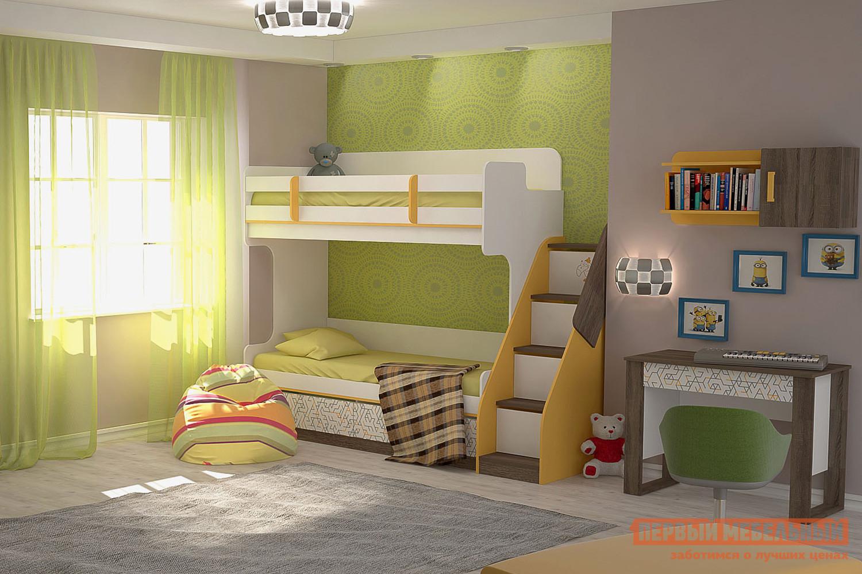 Комплект детской мебели Первый Мебельный Сафари К1 комплект детской мебели джери с оранжевым столиком