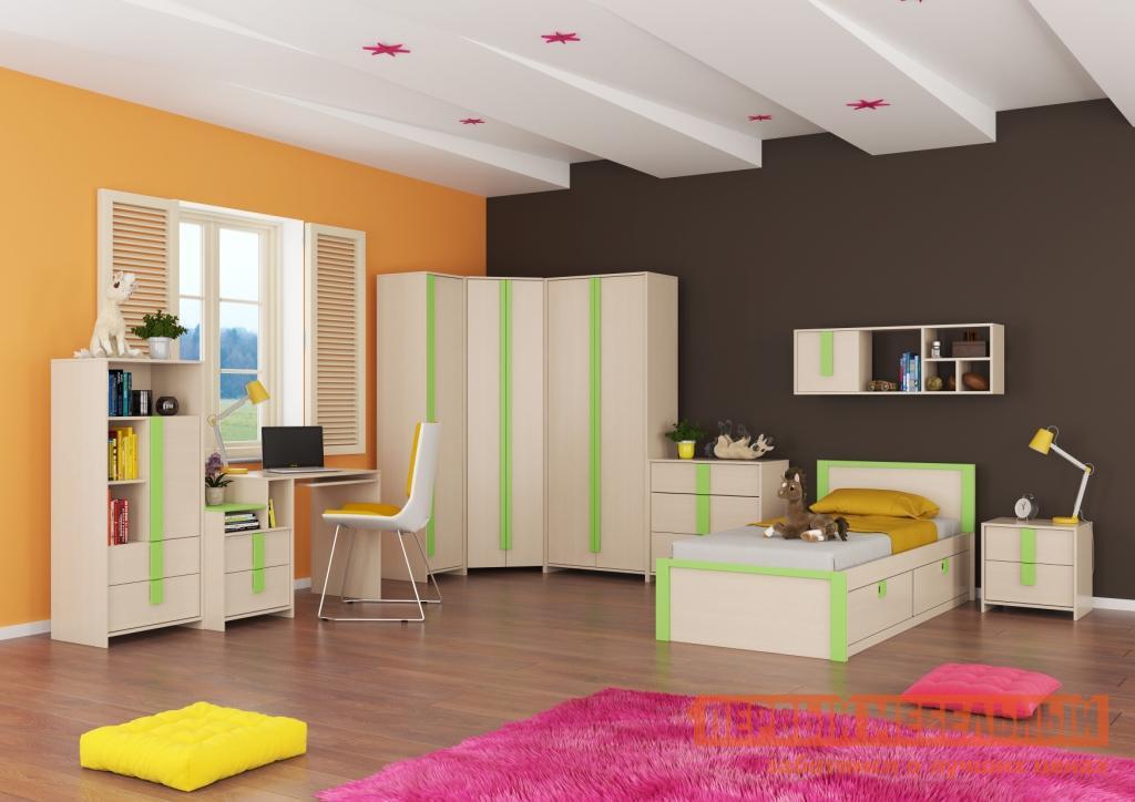 Комплект детской мебели Первый Мебельный Пионер К1 тумба детская первый мебельный пионер 2