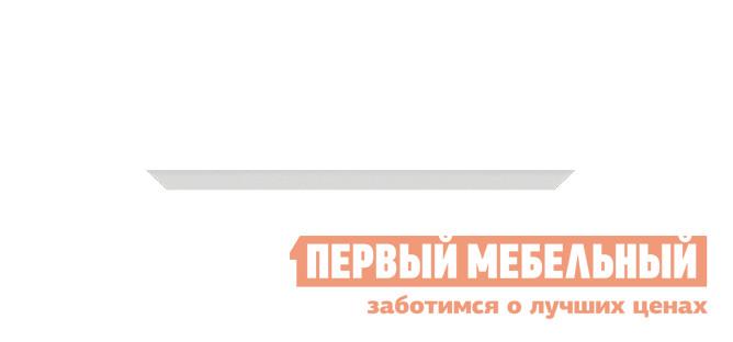Сегмент ПМ Карниз декоративный Сорренто Прима Дуб Альбино, 1200 мм