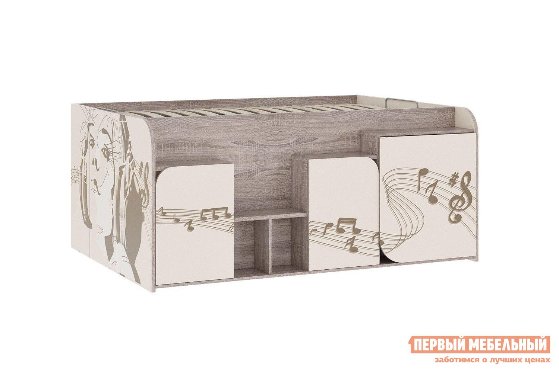 Кровать-чердак Первый Мебельный Кровать Бумбокс