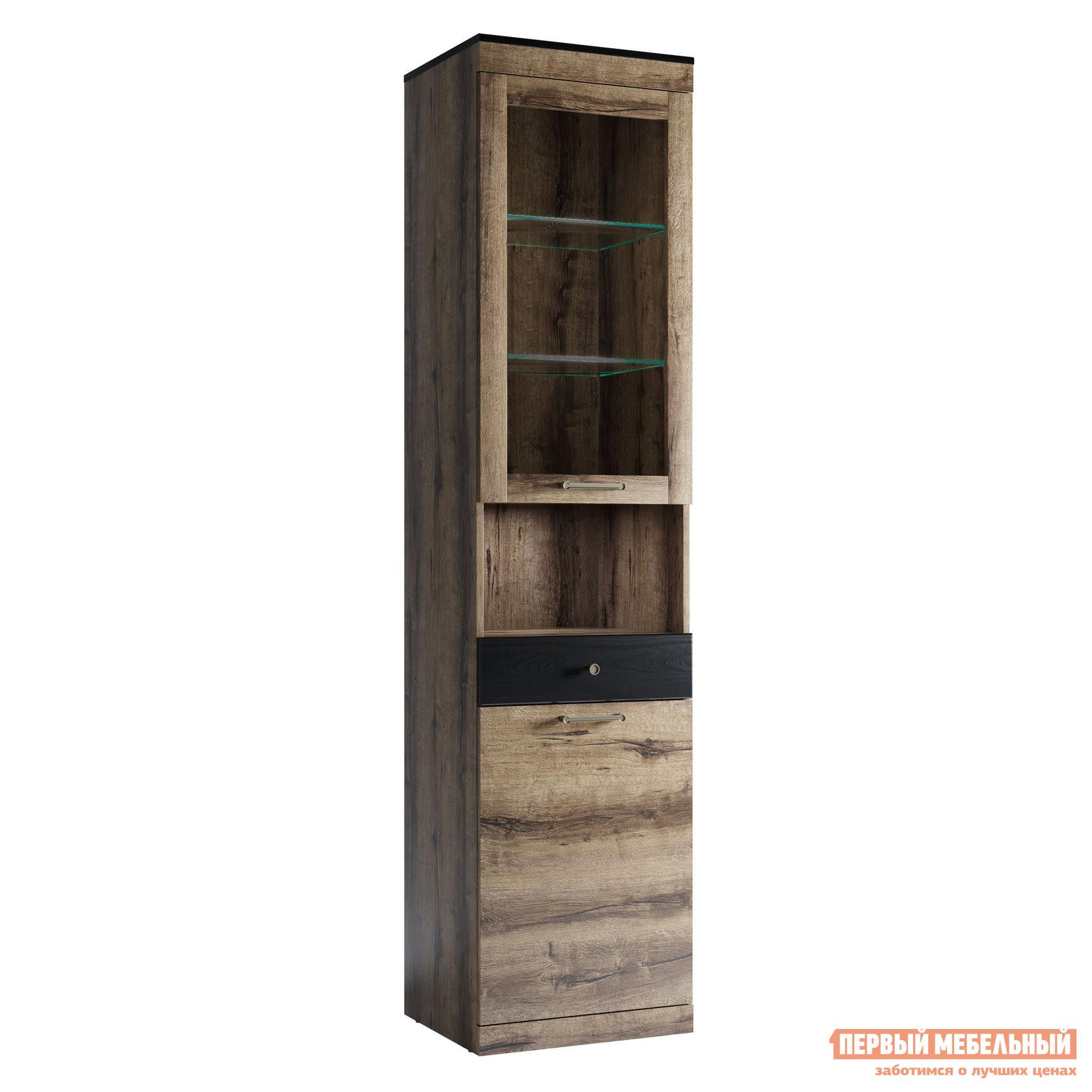 Шкаф-витрина Первый Мебельный Шкаф Джагер 8