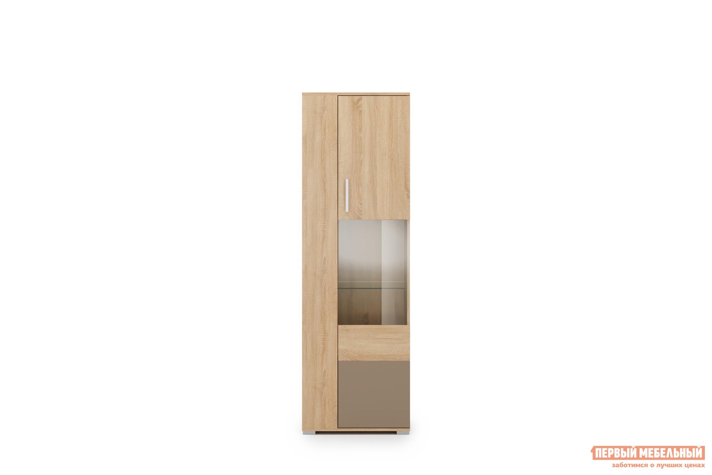 Шкаф-витрина Первый Мебельный Витрина 2 Хелена цена