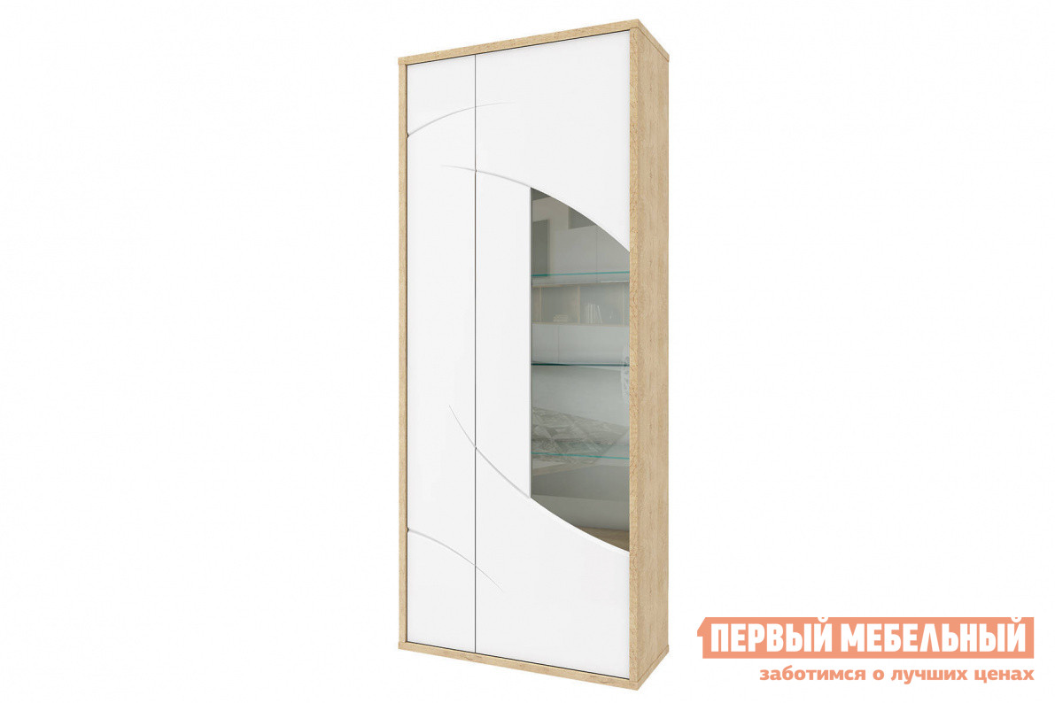 Шкаф-витрина Первый Мебельный Витрина Мадера шкаф витрина мебель смоленск шк 07