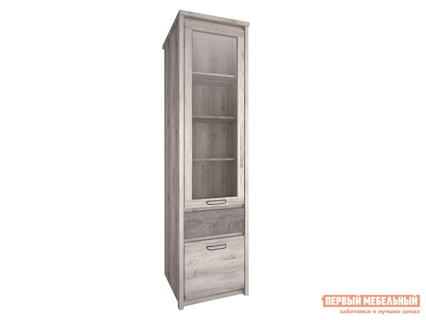 Шкаф-витрина Первый Мебельный Шкаф-витрина Джаз