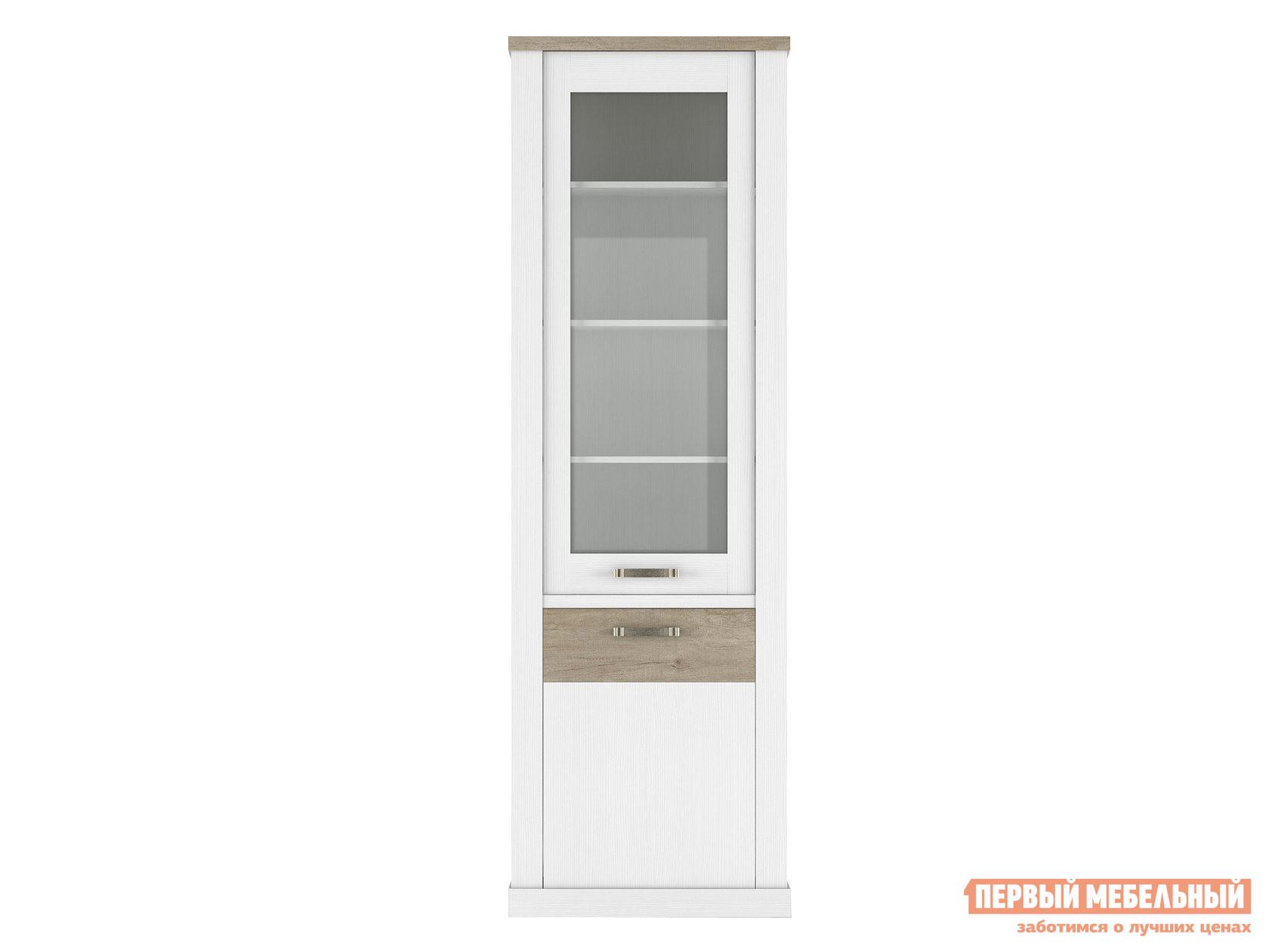 Шкаф-витрина Первый Мебельный Шкаф-витрина Прованс шкаф витрина первый мебельный шкаф витрина оскар