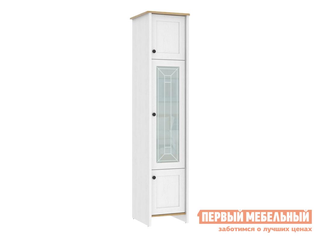 Шкаф-витрина Первый Мебельный Шкаф со стеклом Тифани СТЛ.305.11