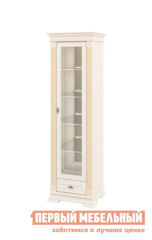 Шкаф-витрина Первый Мебельный Шкаф витрина Афина