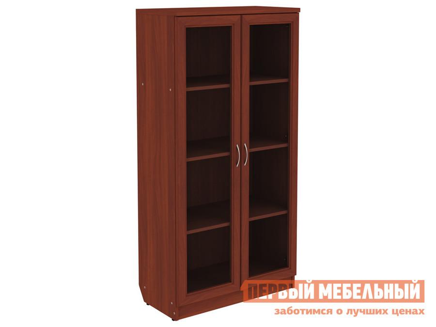 цена на Шкаф-витрина Первый Мебельный Шкаф-витрина Мерлен 214