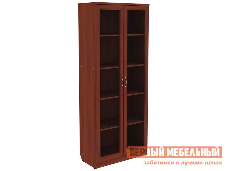Шкаф-витрина  Шкаф-витрина Мерлен 218 Итальянский орех