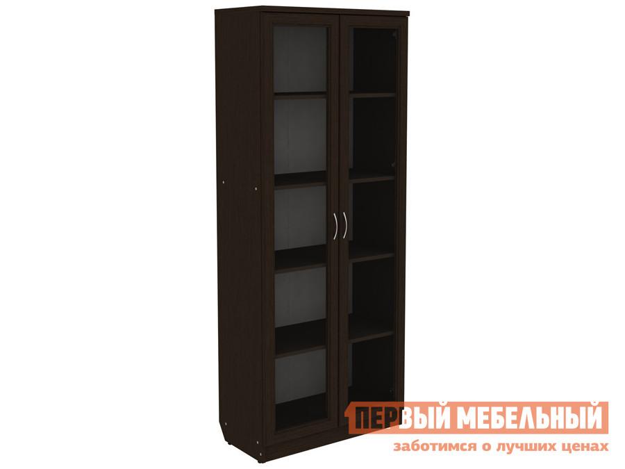 Шкаф-витрина  Шкаф-витрина Мерлен 218 Венге