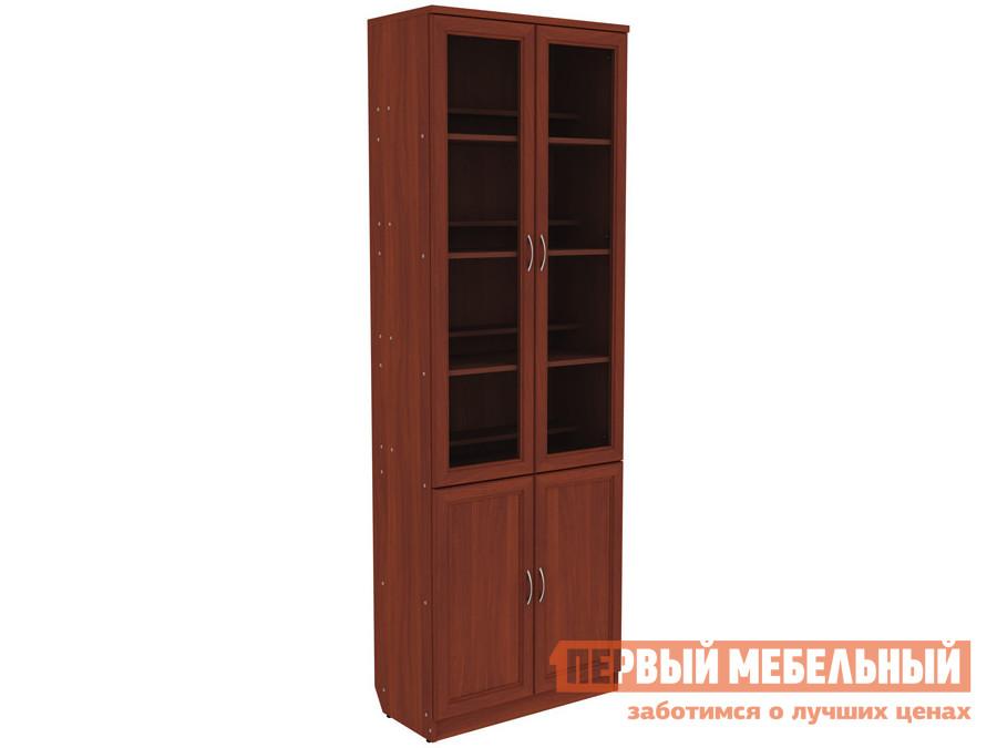 Шкаф-витрина  Шкаф-витрина Мерлен 200 Итальянский орех