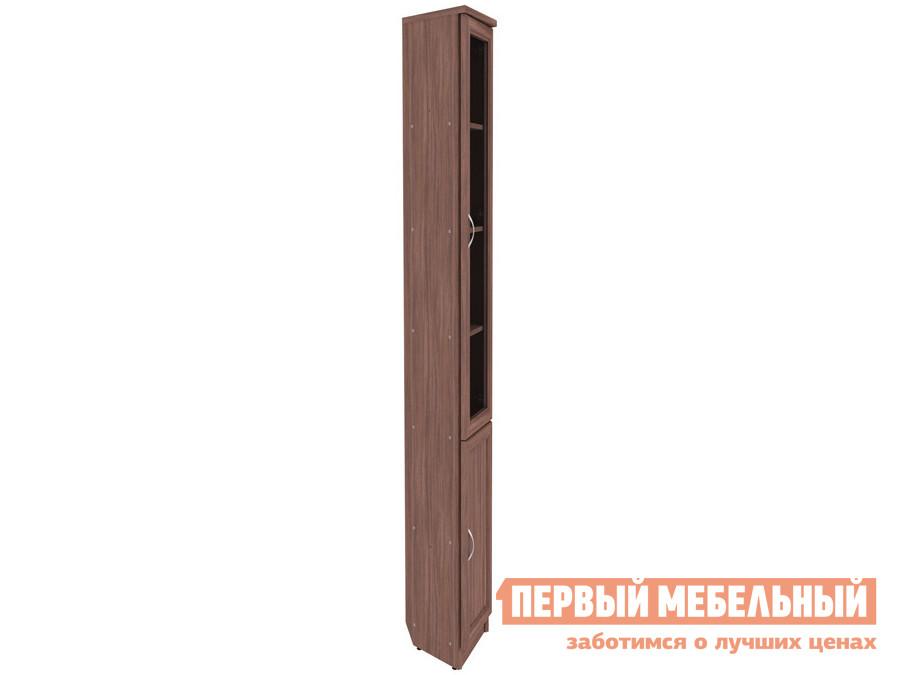 Шкаф-витрина  Шкаф-витрина Мерлен 208 Ясень Шимо