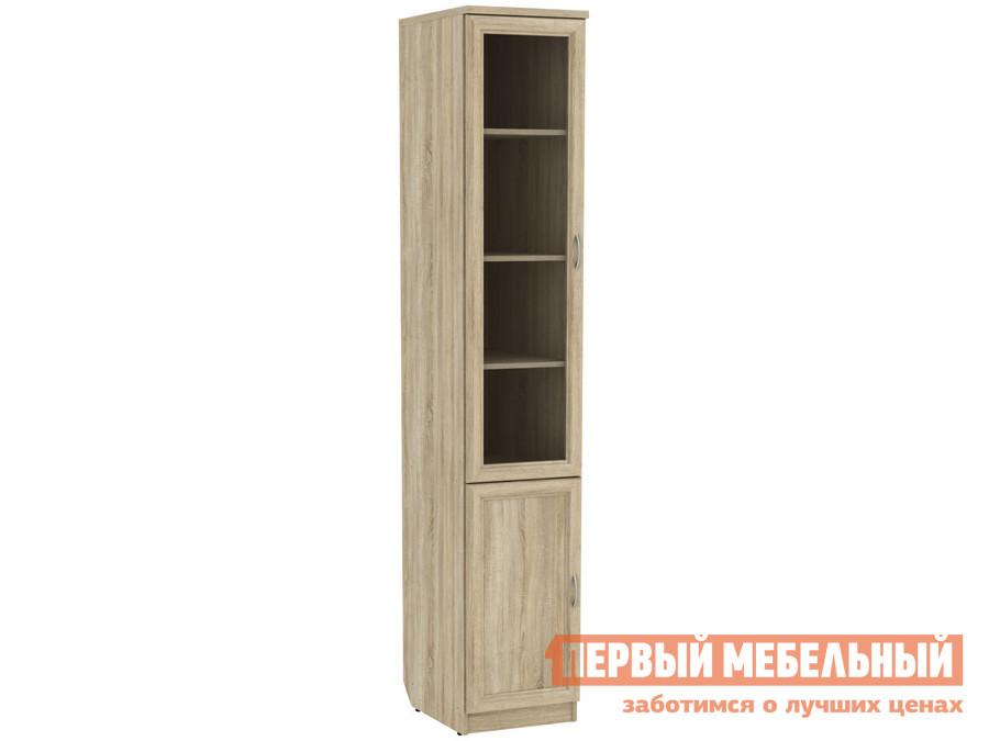 Шкаф-витрина  Шкаф-витрина Мерлен 202 Дуб Сонома