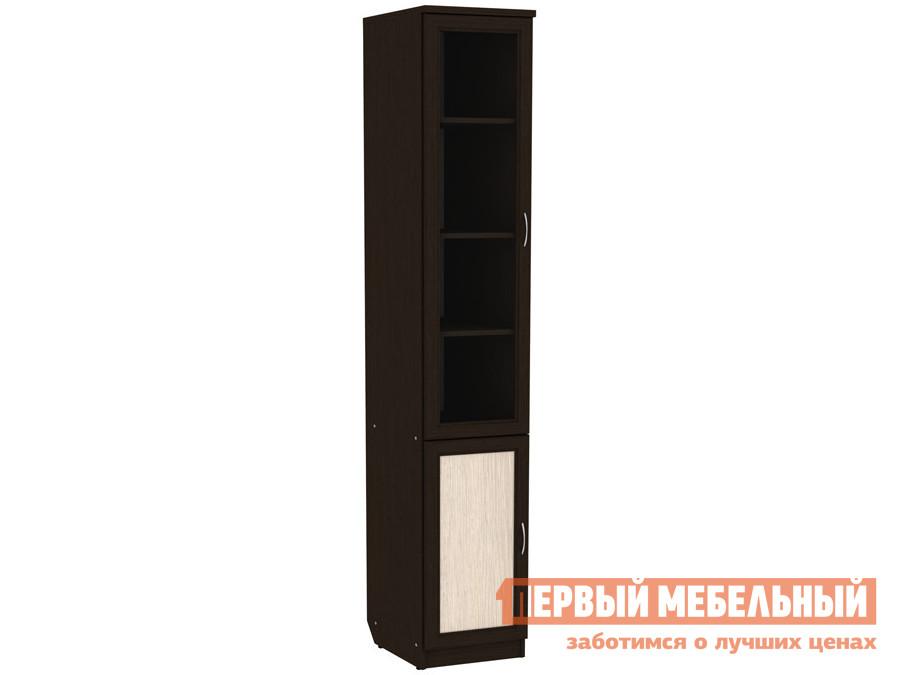 Шкаф-витрина Первый Мебельный Шкаф-витрина Мерлен 202