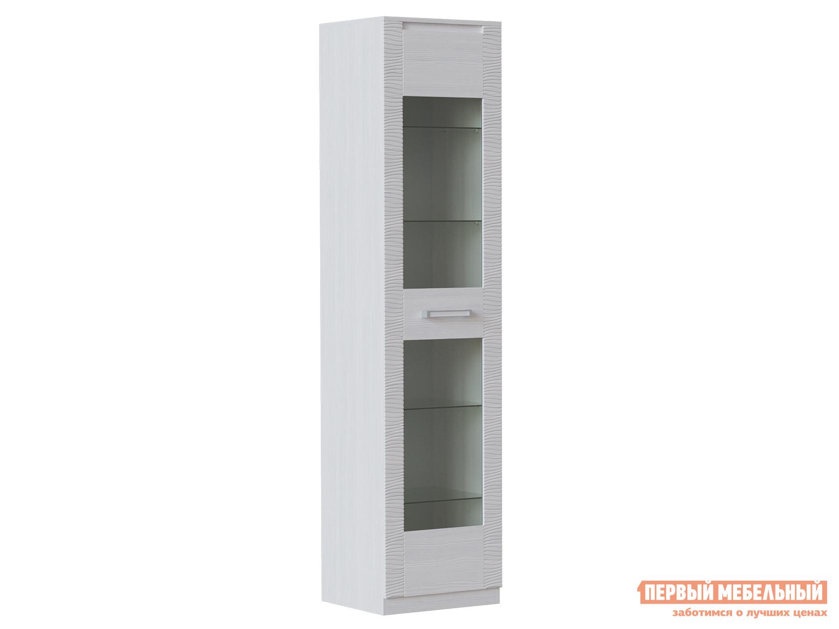 Шкаф-витрина  Элегия ШК-144 Лиственница светлая РДМ 69942