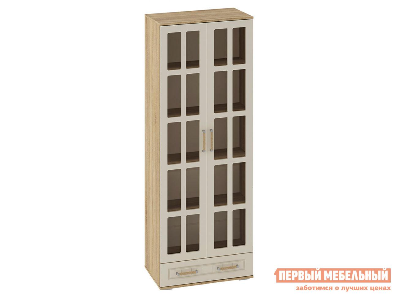 цена на Шкаф-витрина Первый Мебельный Шкаф витрина Маркиза