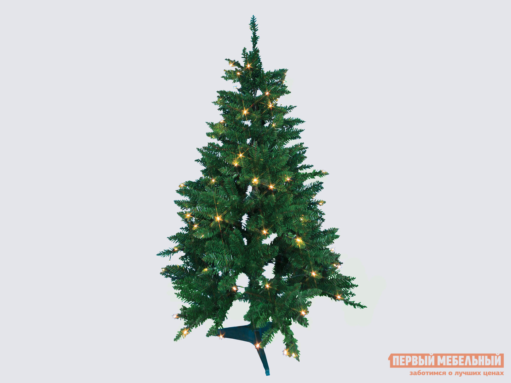 Светодиодная фигура  ULD-T0612-100/SBA WARM WHITE IP20 XMAS TREE Зеленый