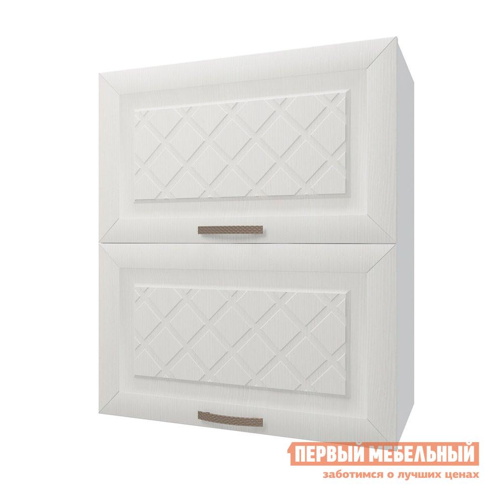 Кухонный модуль Первый Мебельный Шкаф антресольный 2 двери 60 см Агава