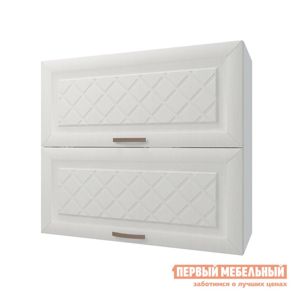 Кухонный модуль Первый Мебельный Шкаф антресольный 2 двери 80 см Агава