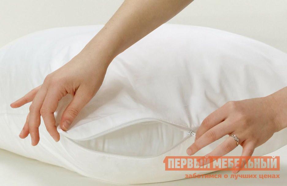 Наволочка  Наволочка (Т-М) белый (2 шт.) Белый, 500 Х 700 мм
