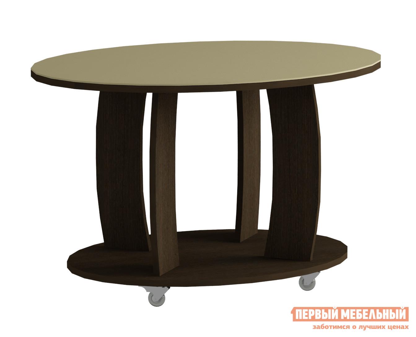 все цены на Журнальный стол овальный Мебель Импэкс Leset LS 738 в интернете