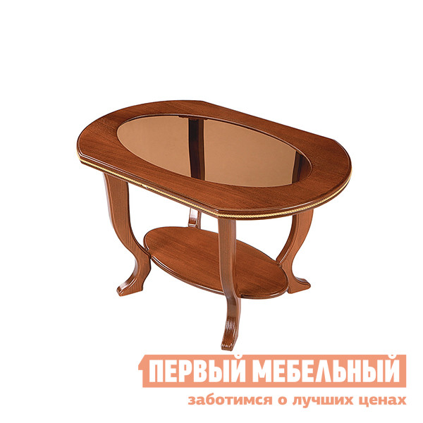 Журнальный столик Висан Стол журнальный Ретро С Орех шпон