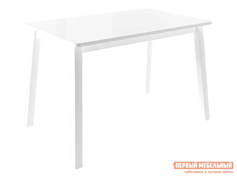 Кухонный стол  Стол раздвижной Leset Морон Белый