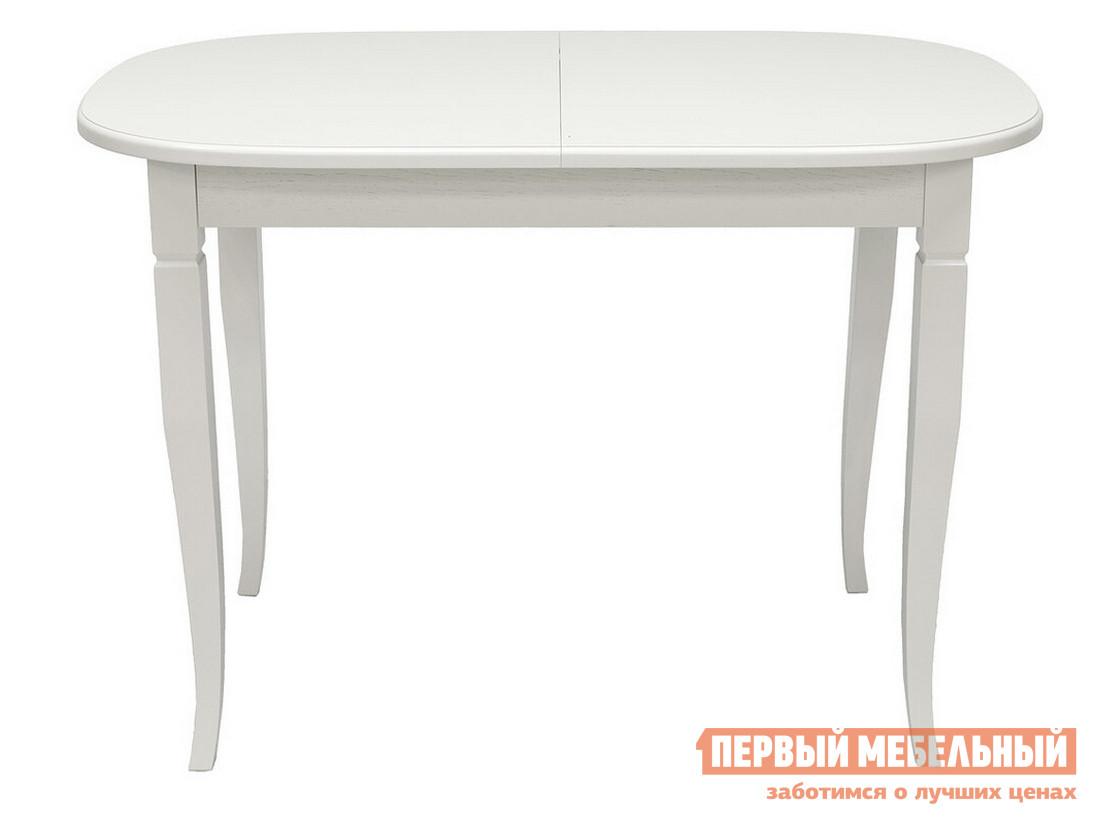 Кухонный стол  Стол раздвижной Leset Аризона 1Р Белый