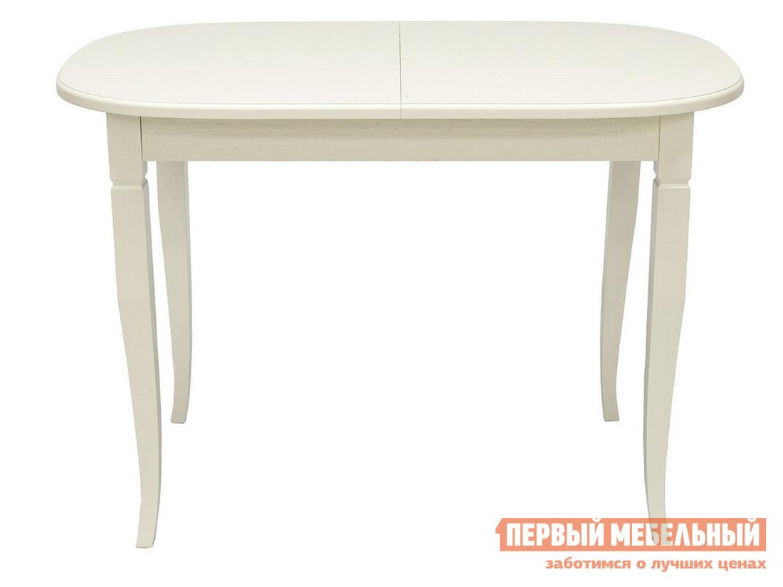 Кухонный стол  Стол раздвижной Leset Аризона 1Р Слоновая кость